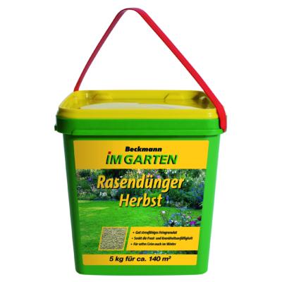 BECKMANN őszi gyeptrágya (5kg)