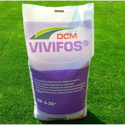 DCM VIVIFOS® füvesítéshez és növények ültetéséhez NPK 4-30-0 (25 kg)