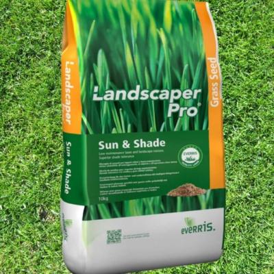 Everris Landscaper Pro Sun & Shade árnyéktűrő fűmag 5kg