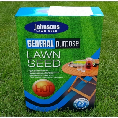 Johnsons General Purpose fűmag (1kg)