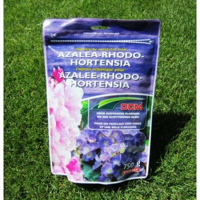 DCM növénytáp azéleához, rhododendronhoz és hortenziához (0,75 kg)