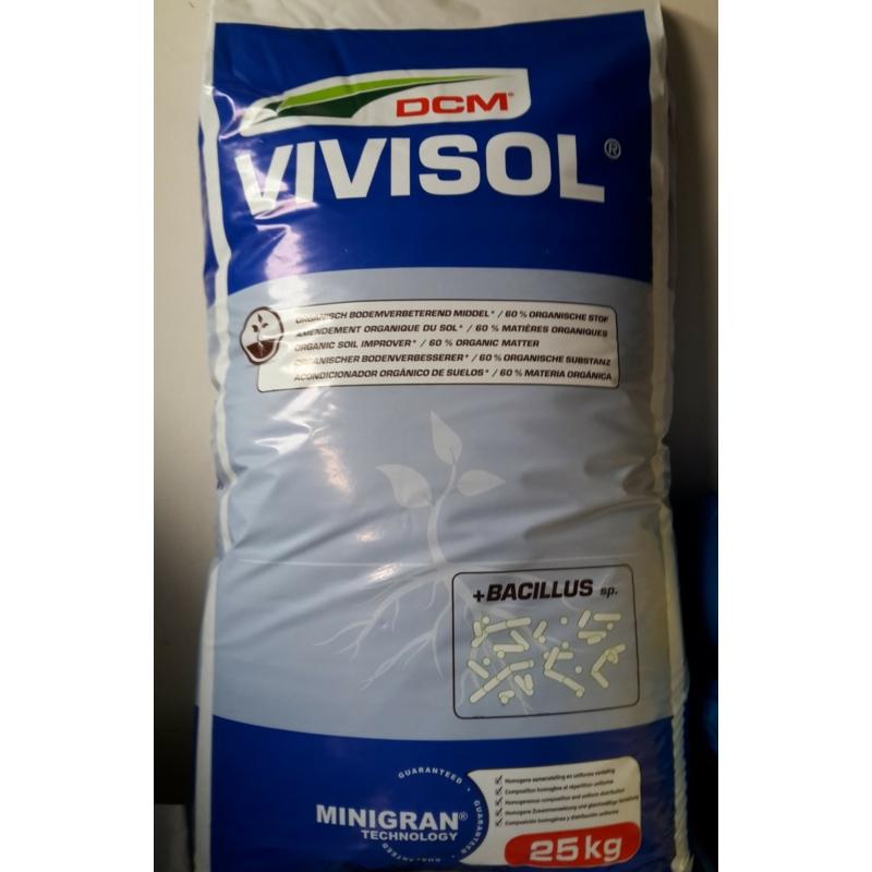 DCM VIVISOL® TALAJJAVÍTÓ (25 KG)