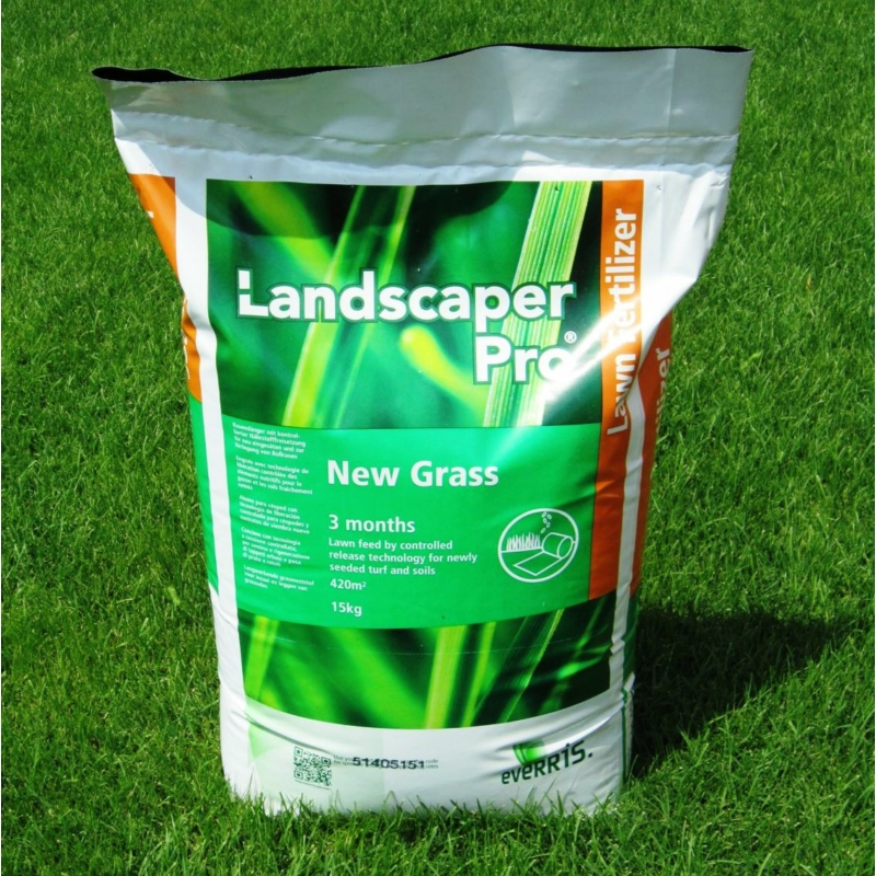 Everris Landscaper Pro New Grass telepítő gyeptrágya (15kg)