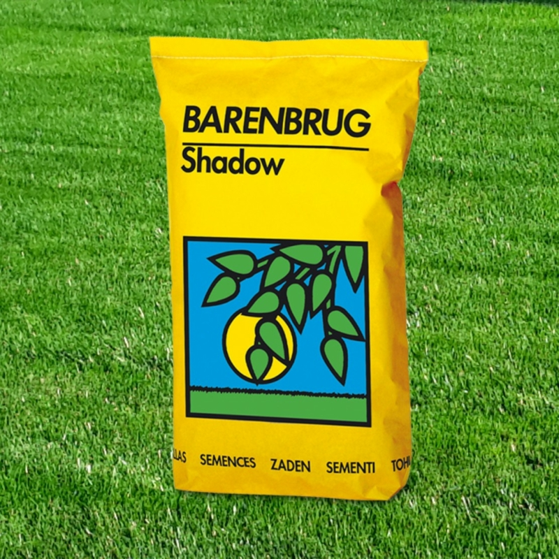 BARENBRUG Shadow fűmag 15kg