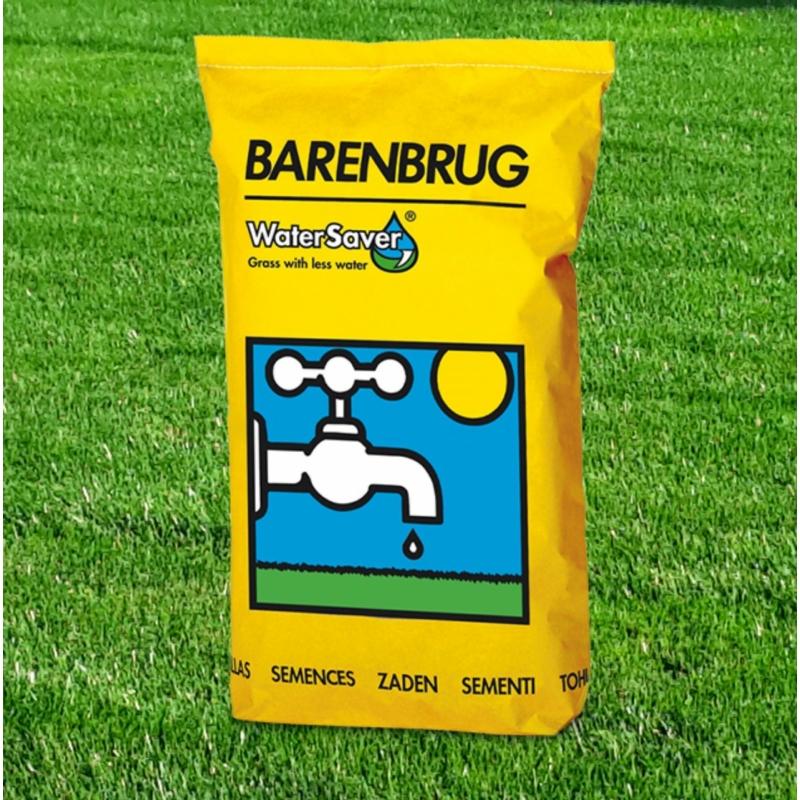 BARENBRUG Water Saver fűmag 5kg