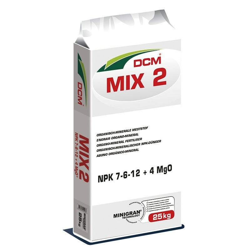 DCM MIX 2 univerzális gyeptáp (25kg)