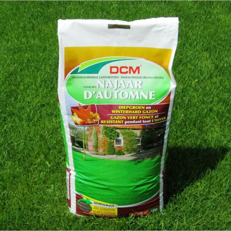 DCM stressz kezelő gyeptrágya 10kg